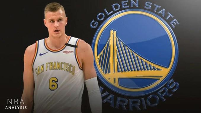 Kristaps Porzingis, Golden State Warriors, Dallas Mavericks, NBA Trade Rumors