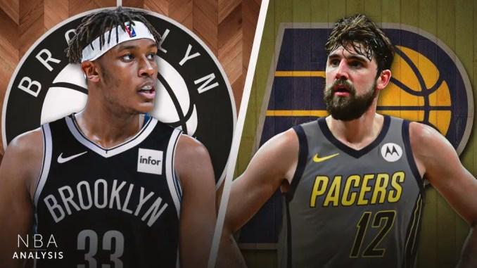 Myles Turner, Joe Harris, Indiana Pacers, Brooklyn Nets, NBA Trade Rumors