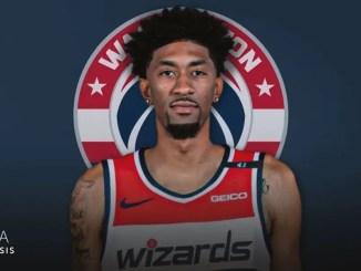 Christian Wood, Washington Wizards, Houston Rockets, NBA Trade Rumors