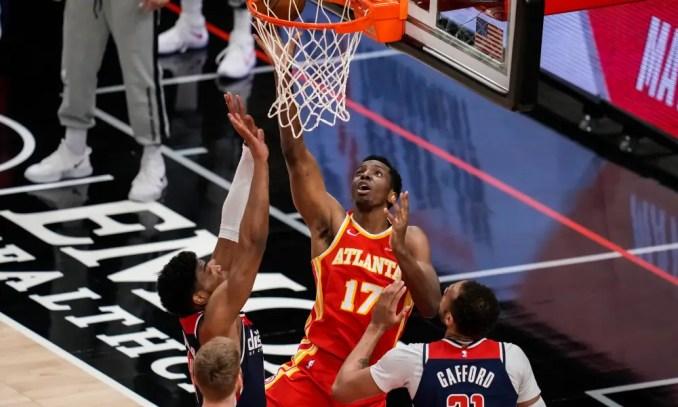 Onyeka Okongwu, Atlanta Hawks