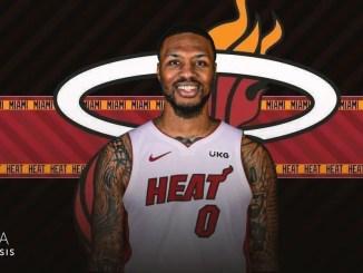 Damian Lillard, Miami Heat, Portland Trail Blazers, NBA Trade Rumors