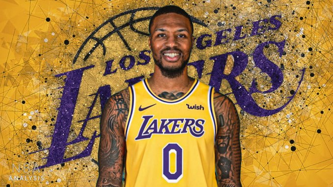 NBA Rumors: Best trade Lakers can offer Trail Blazers for Damian ...