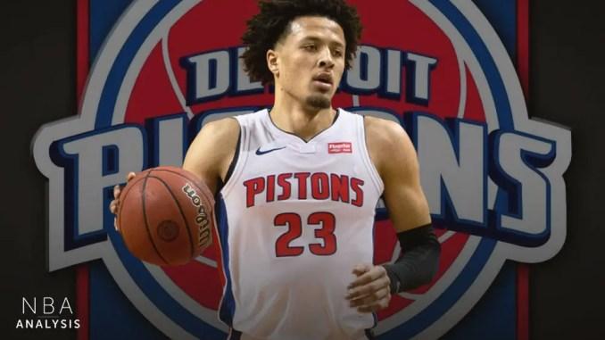 Cade Cunningham, Detroit Pistons, NBA Mock Draft 2021