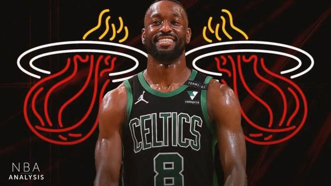 Kemba Walker, Celtics, Heat