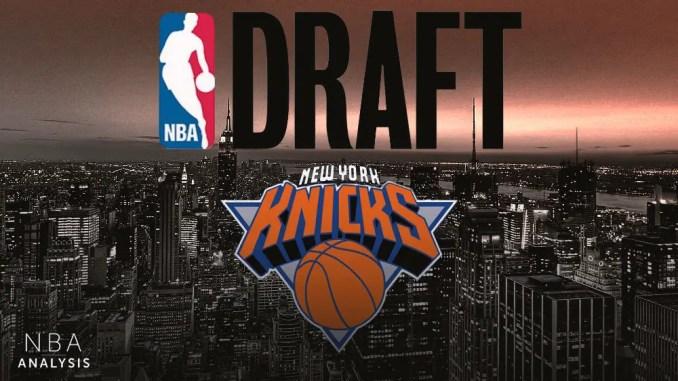 New York Knicks, 2021 NB ADraft, NBA Trade Rumors