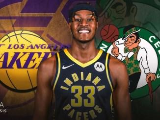 Myles Turner, Lakers, Pacers, Celtics