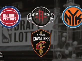 NBA Draft Rumors, Detroit Pistons, Houston Rockets, New York Knicks, Cleveland Cavaliers