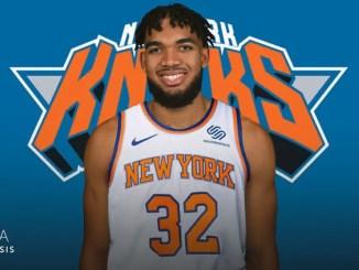 New York Knicks, Karl-Anthony Towns, Minnesota Timberwolves, NBA Trade Rumors