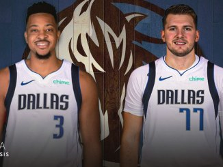 Dallas Mavericks, Luka Doncic, CJ McCollum, NBA Trade Rumors, Kristaps Porzingis