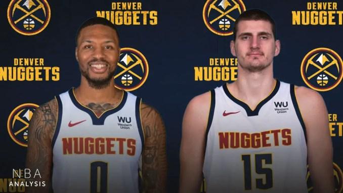 Damian Lillard, Denver Nuggets, NBA Trade Rumors, Portland Trail Blazers