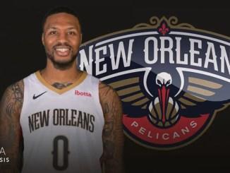 New Orleans Pelicans, Damian Lillard, NBA Trade Rumors