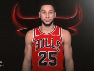 Chicago Bulls, Ben Simmons, NBA Trade Rumors, Philadelphia 76ers