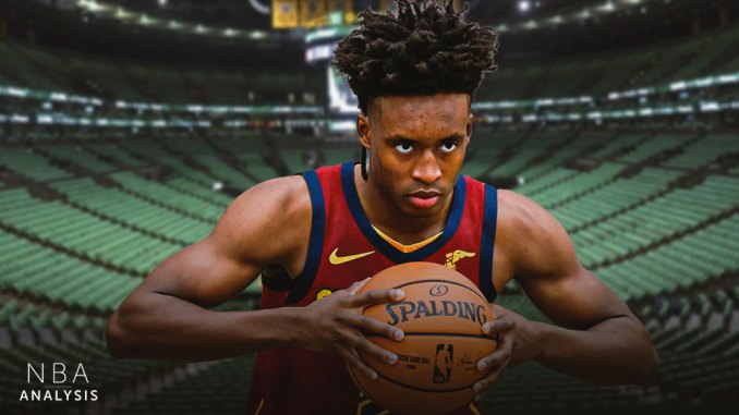 Collin Sexton, Boston Celtics, Cleveland Cavaliers, NBA Trade Rumors