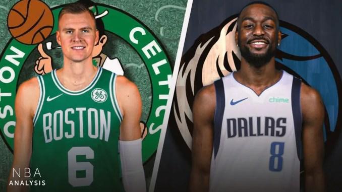 Kristaps Porzingis, Kemba Walker, Boston Celtics, Dallas Mavericks, NBA Trade Rumors
