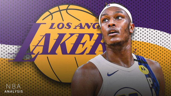 Indiana Pacers, Los Angeles Lakers, Myles Turner, NBA Trade Rumors