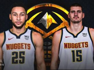 Denver Nuggets, Ben Simmons, Nikola Jokic, Philadelphia 76ers, NBA Trade Rumors