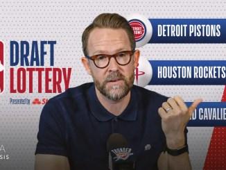 Oklahoma City Thunder, 2021 NBA Draft, NBA Draft Rumors, NBA Trade Rumors