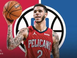 Lonzo Ball, New Orleans Pelicans, LA Clippers, NBA Trade Rumors