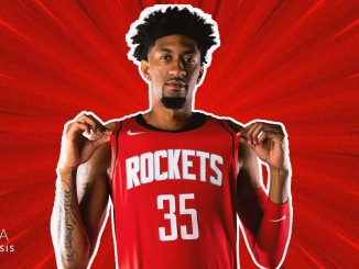 Christian Wood, Houston Rockets, Charlotte Hornets, Dallas Mavericks, Sacramento Kings, Golden State Warriors, NBA Trade Rumors