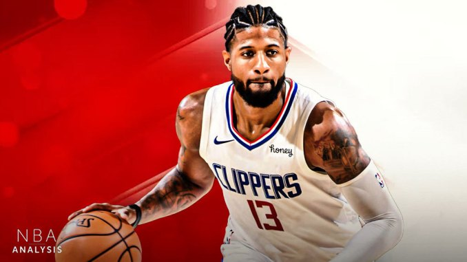 Paul George, LA Clippers