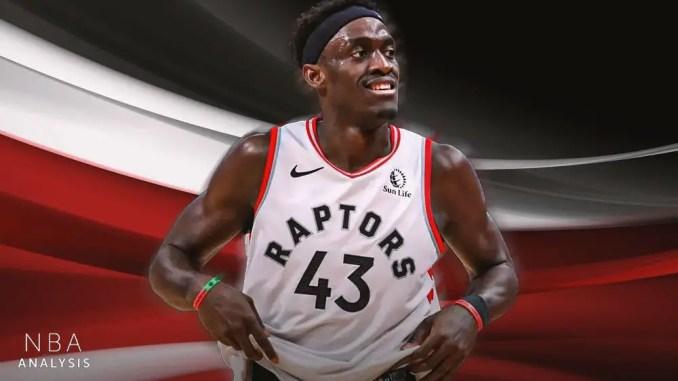 Pascal Siakam, Toronto Raptors, NBA Trade Rumors