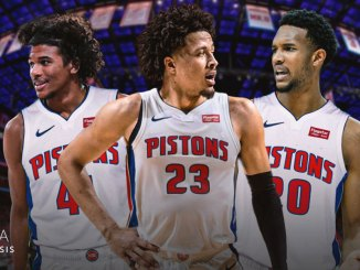 Cade Cunningham, Pistons, NBA Draft