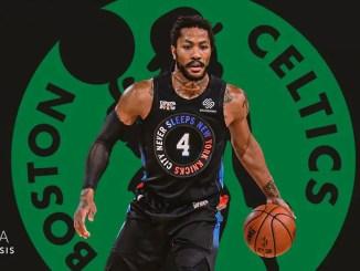 Boston Celtics, New York Knicks, Derrick Rose, NBA Rumors
