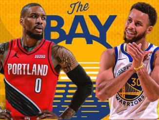 Golden State Warriors, Portland Trail Blazers, Damian Lillard, NBA Trade Rumors