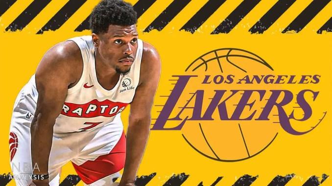 Kyle Lowry, Los Angeles Lakers, Toronto Raptors, NBA Trade Rumors