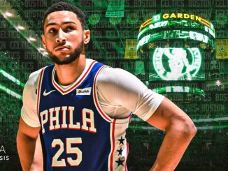 Boston Celtics, Philadephia 76ers, Ben Simmons, NBA Trade Rumors