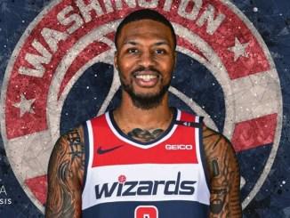 Washington Wizards, Damian Lillard, Portland Trail Blazers, NBA Trade Rumors