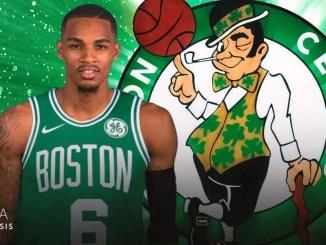 Dejounte Murray, Boston Celtics, San Antonio Spurs, NBA Trade Rumors