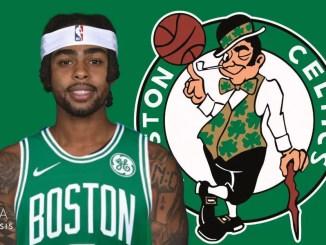 Boston Celtics, D'Angelo Russell, NBA Trade Rumors