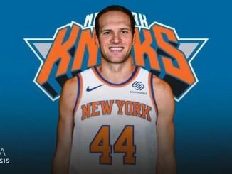 New York Knicks, Bojan Bogdanovic, NBA Trade Rumors