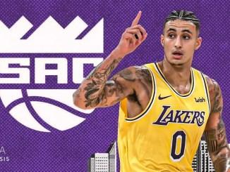 Los Angeles Lakers, Sacramento Kings, NBA Trade Rumors, Kyle Kuzma