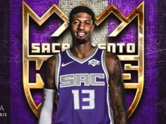 Paul George, Sacramento Kings, NBA Trade Rumors
