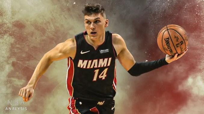 Tyler Herro, Miami Heat, NBA