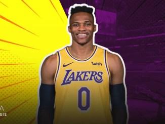 Russell Westbrook, Los Angeles Lakers, NBA
