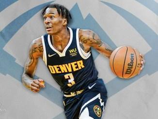 Nah'Shon Hyland, Denver Nuggets, NBA