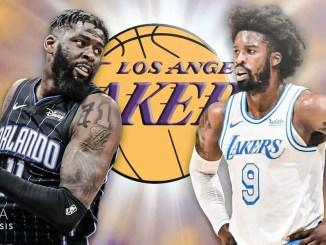 Los Angeles Lakers, Wesley Matthews, James Ennis, NBA