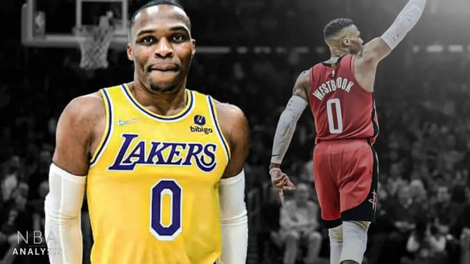 Los Angeles Lakers, Houston Rockets, Russell Westbrook, NBA News