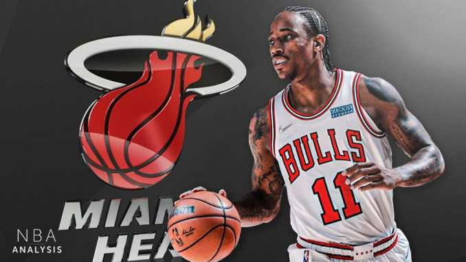 DeMar DeRozan, Miami Heat, Chicago Bulls, NBA