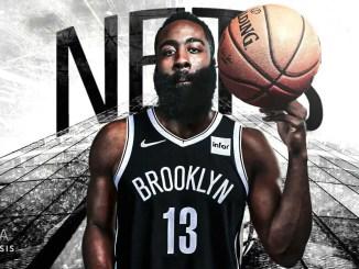Brooklyn Nets, James Harden, NBA