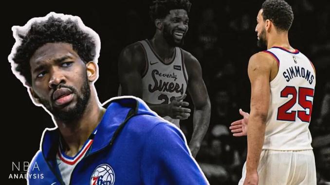 Ben Simmons, Joel Embiid, Philadelphia 76ers, NBA Trade Rumors