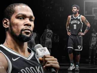 Kevin Durant, Brooklyn Nets, Kyrie Irving, NBA