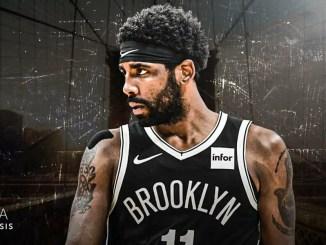 Kyrie Irving, Brooklyn Nets, NBA