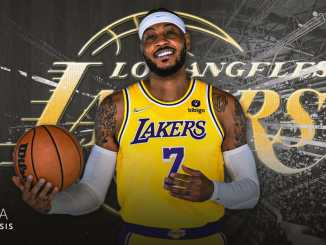 Carmelo Anthony, Los Angeles Lakers, NBA