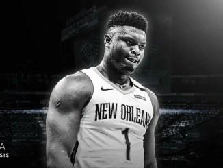 Zion Williamson, New Orleans Pelicans, NBA