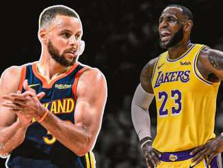 Stephen Curry, LeBron James, Golden State Warriors, Los Angeles Lakers, NBA News