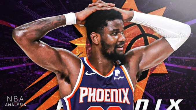 Deandre Ayton, Phoenix Suns, NBA News